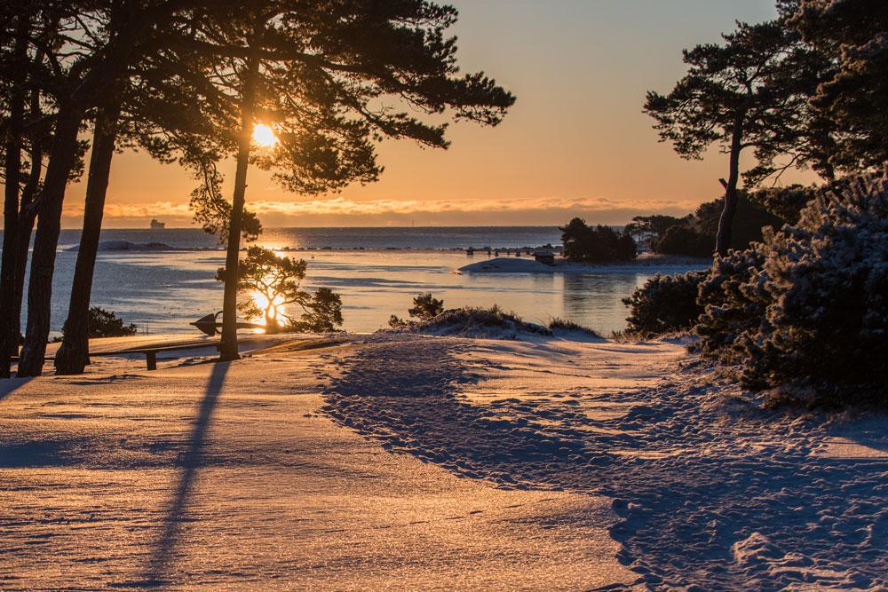 Dansberget Sandhamn