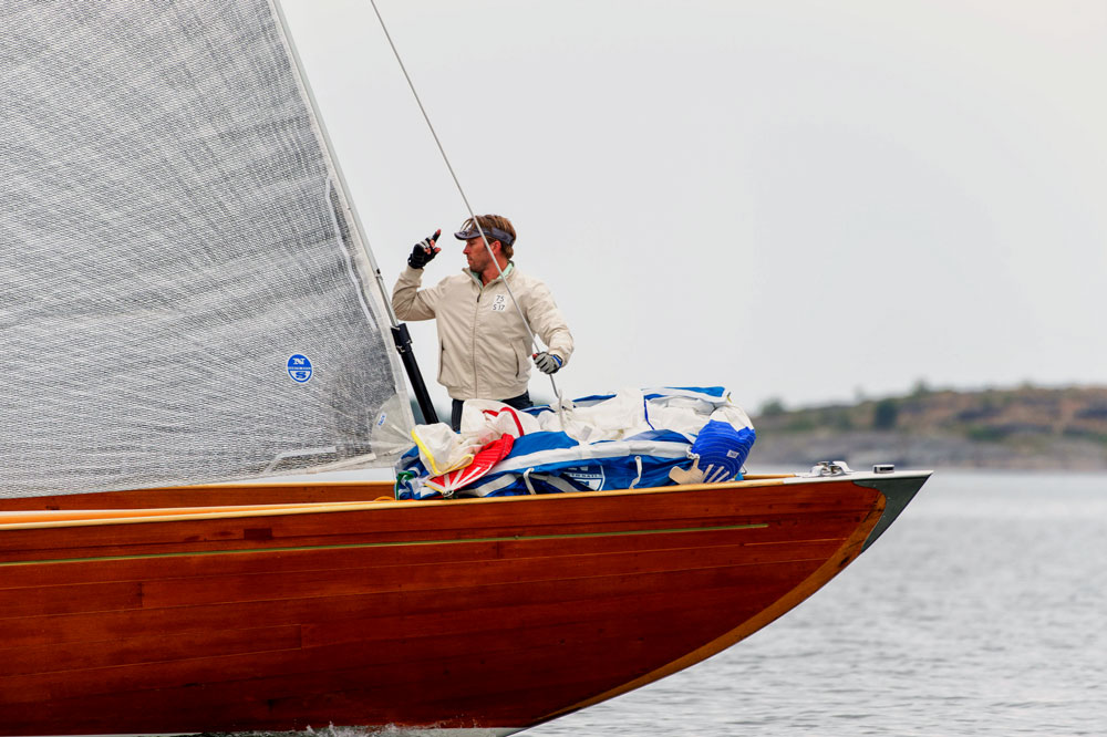 Segling Sandhamn