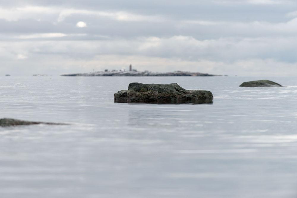Grönskär från Björkö